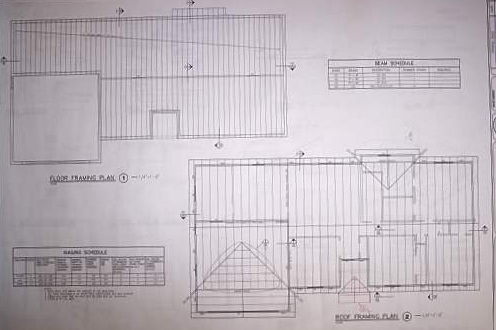 House blueprints malvernweather Image collections