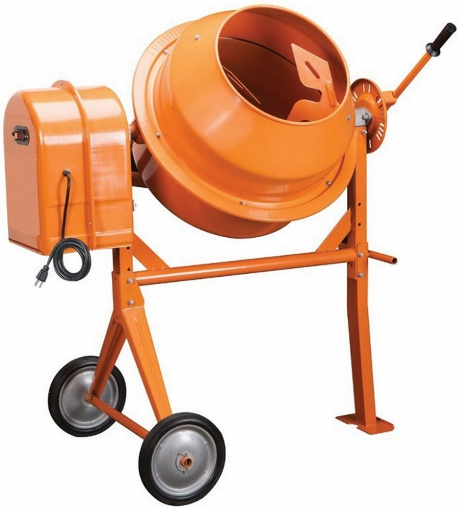 Concrete Mixer Harbor Freight