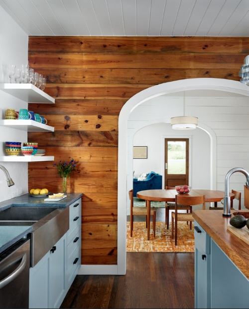 Design Idea Wood Wall