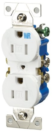 Electrical Outlet Weather Resistant Cooper