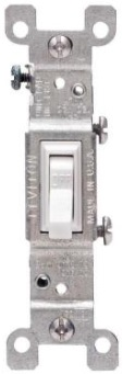 Electrical Single Pole Simple Switch