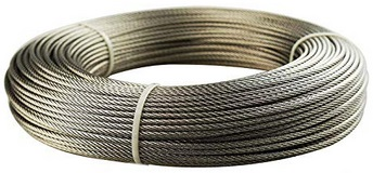 Fence Wire Stainless 18