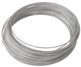 Galvanized wire 14 gauge