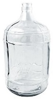 Glass Carboy 5 gal