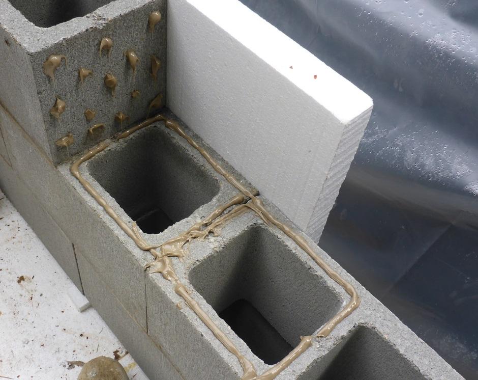 Greenhouse Block Glue Pattern