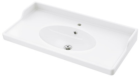 Ikea Bathroom Sink 39in