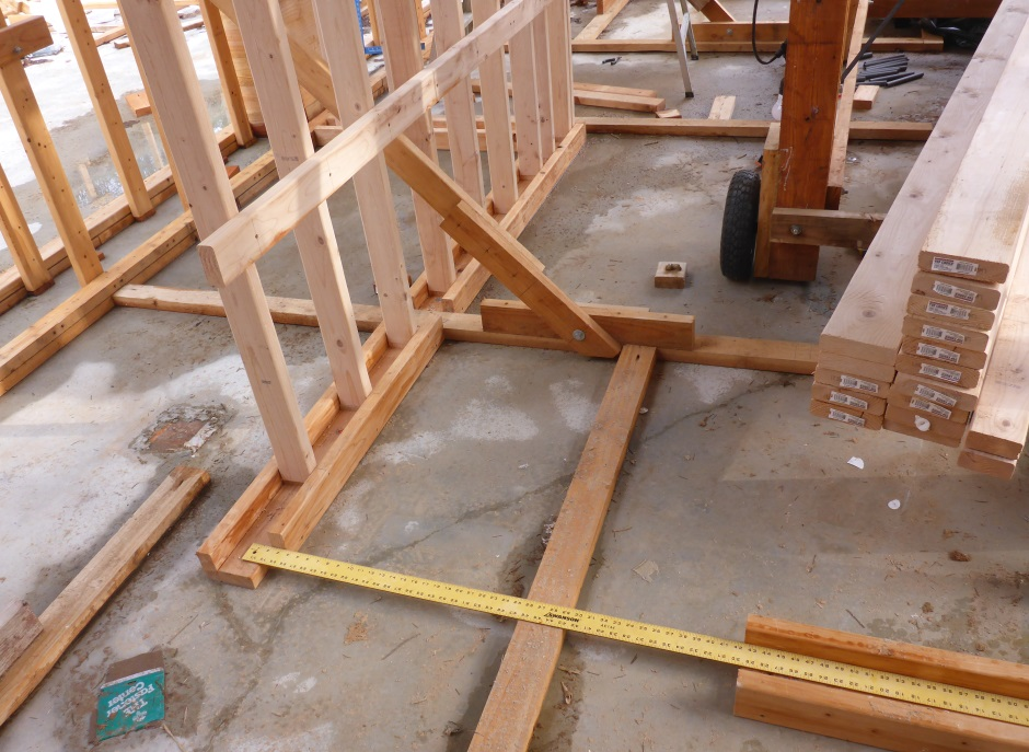 Internal Wall Framing In U Avoid Bracing
