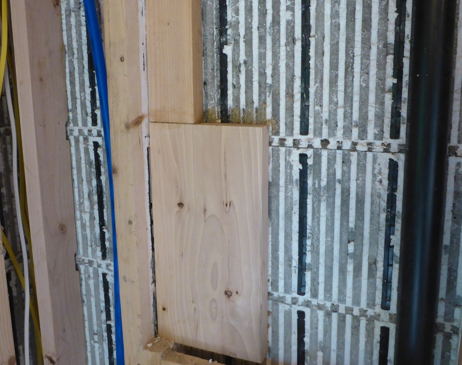 Mounting Boards For Plumbing