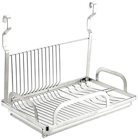 Plate Draining Rack Wall Mount