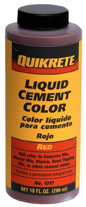 Quikrete Liquid Cement Color