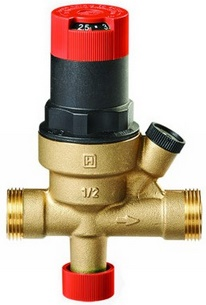 Radiant Heating Auto-Fill And Check Valve