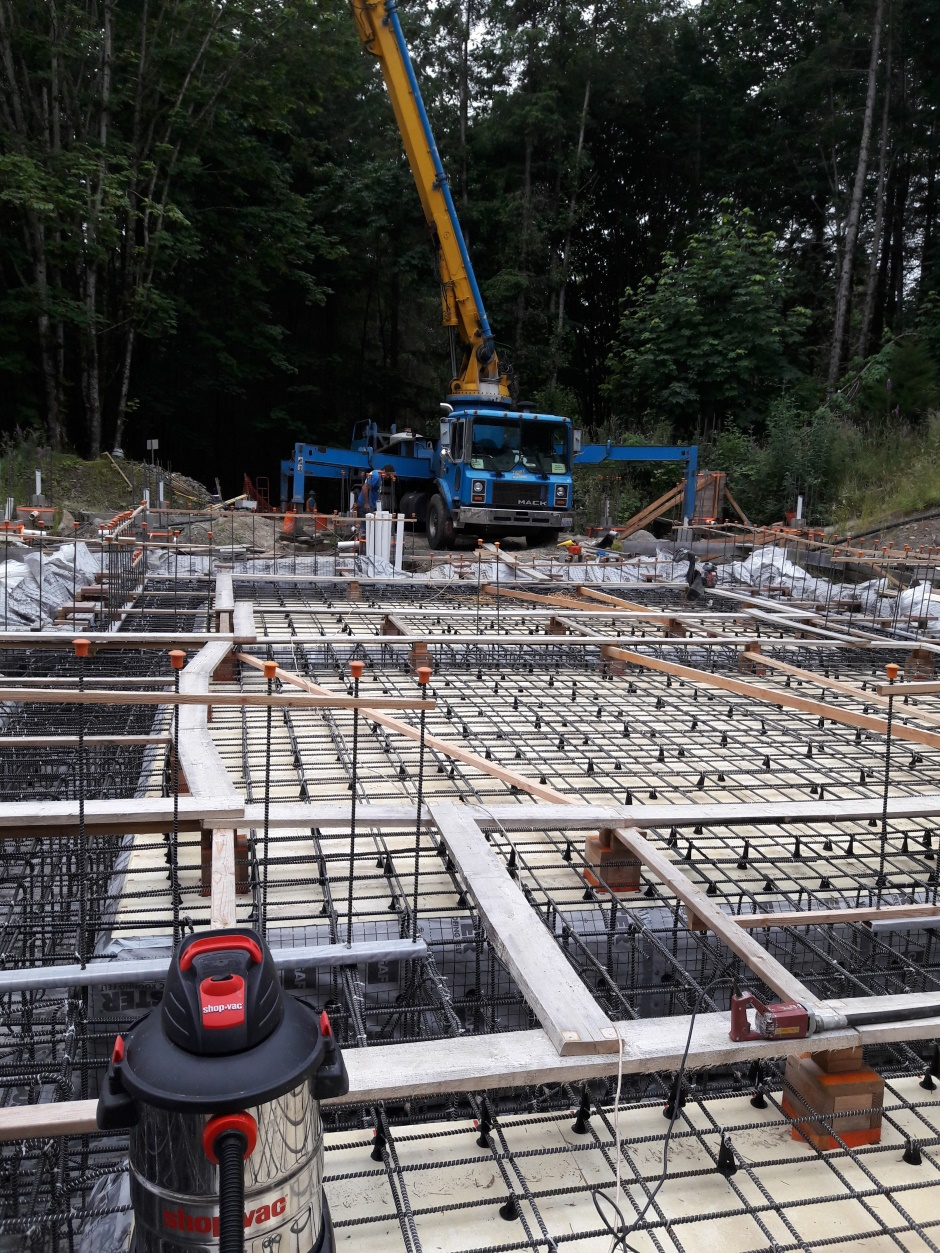 How much does it cost to pour a basement how much does it for Poured concrete basement cost