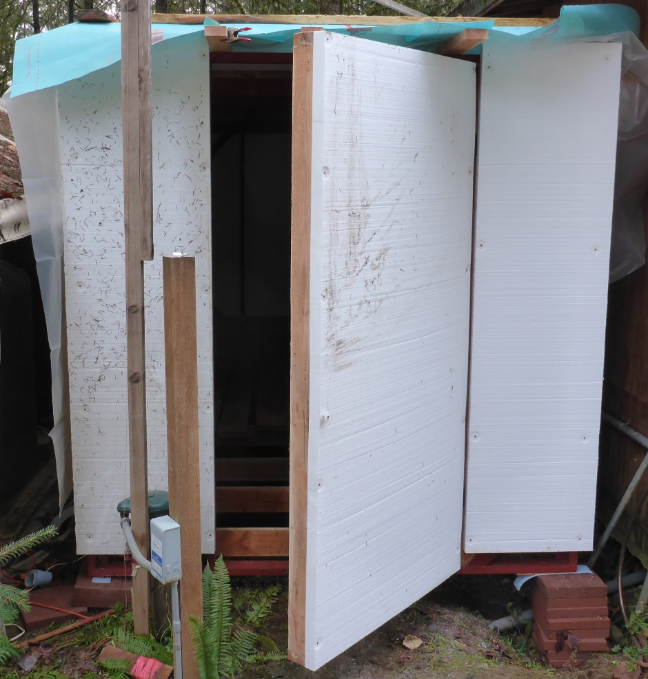 Simple Shed Door From Outside