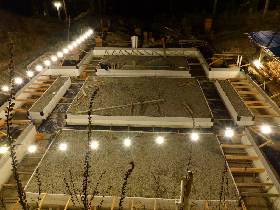 Site First Membrane Night