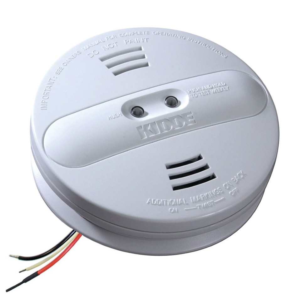 Fire - Smoke and CO Detectors