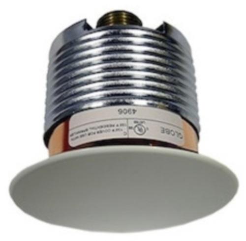 The globe model gl4906 residential concealed pendent sprinkler has a