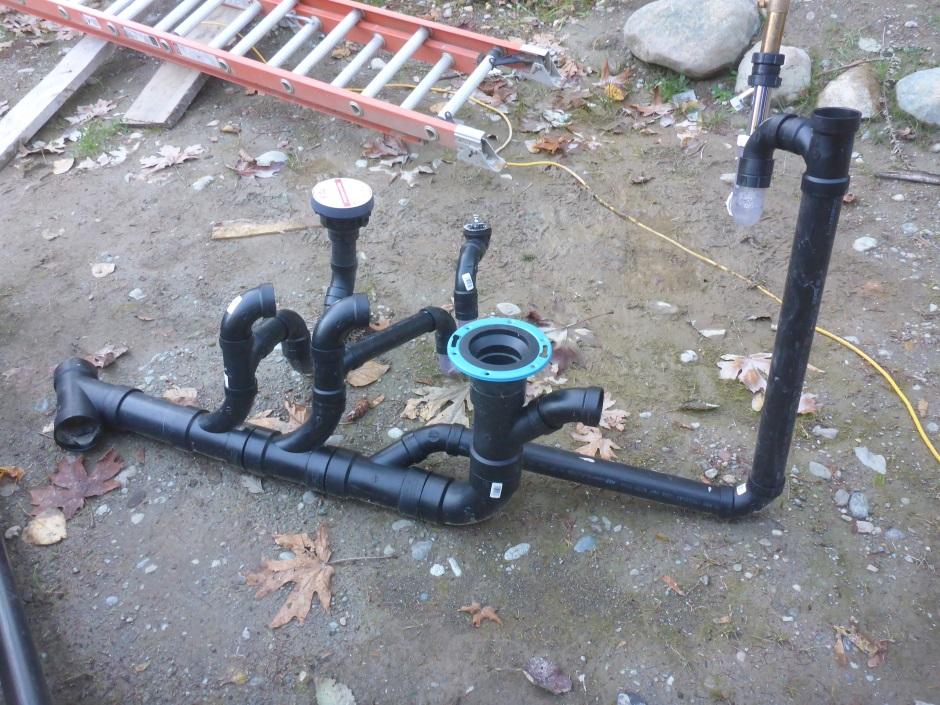 Plumbing Drain Waste Vent